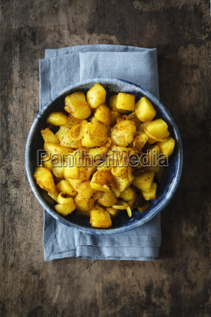 bowl of vegan and glutenfree arabian