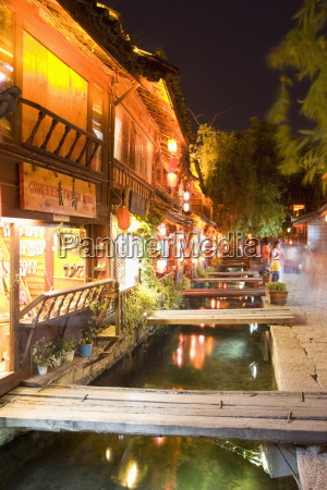 the old town lijiang unesco world
