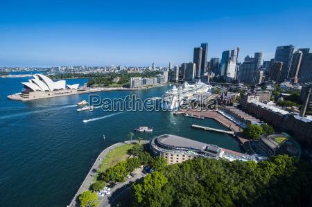 blau stadt modern moderne australien fuenfter