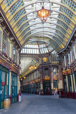 europa london saeulengang england fotografie photo