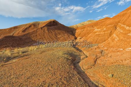 fahrt, reisen, farbe, wüste, ödnis, nationalpark - 20900429