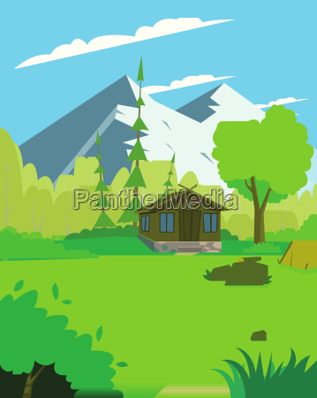 digital vector abstract background