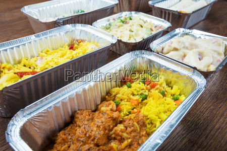 mahlzeit, in, take, away, container - 21352217