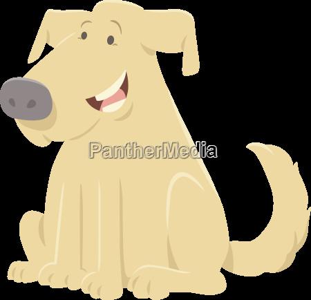 comics dog cartoon character