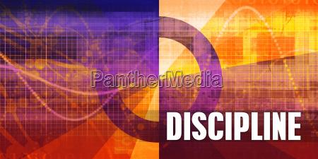 disziplin